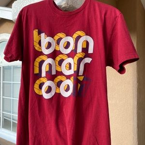 Bonaroo authentic festival tee